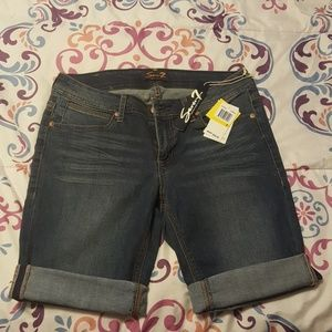 Seven7 Rollable shorts